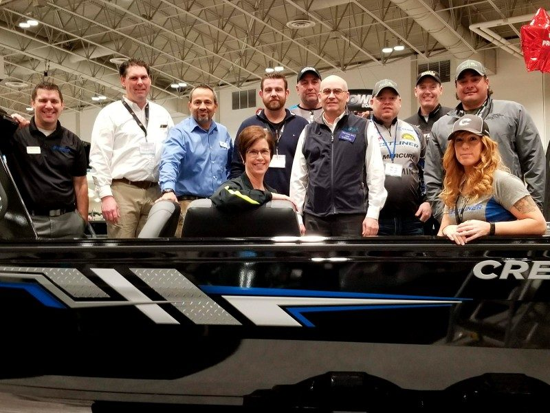 2018 toronto boat show williams outfitters for Pool show toronto 2018